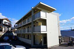 広島県広島市安佐南区長束西3丁目の賃貸マンションの外観