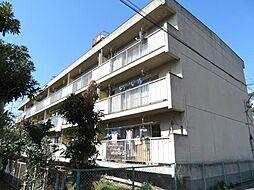 綾瀬マンションA棟[202号室]の外観
