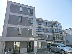 北海道札幌市東区北二十六条東6丁目の賃貸マンションの外観