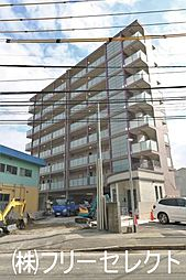 福岡県福岡市東区原田3丁目の賃貸マンションの外観