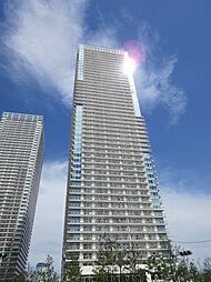 ザ・パークハウス晴海タワーズクロノレジデンス[9階]の外観