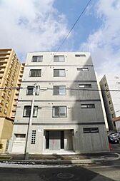 北海道札幌市豊平区豊平二条2丁目の賃貸マンションの外観