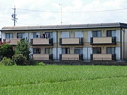 サンライフ飯田[2階]の外観