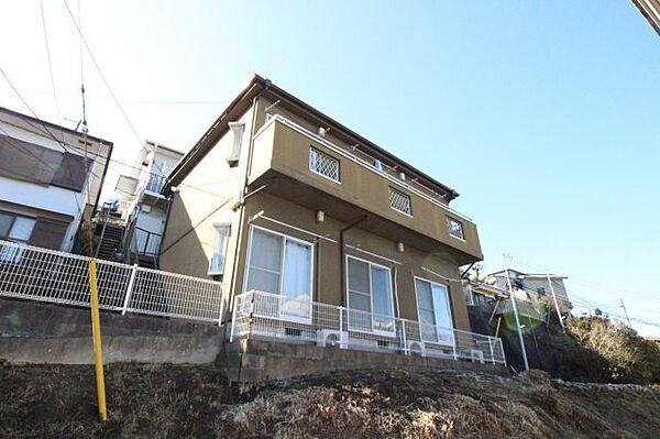 横須賀ヒルトップレジデンス[1階]の外観