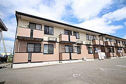 エスペランサ A棟[1階]の外観