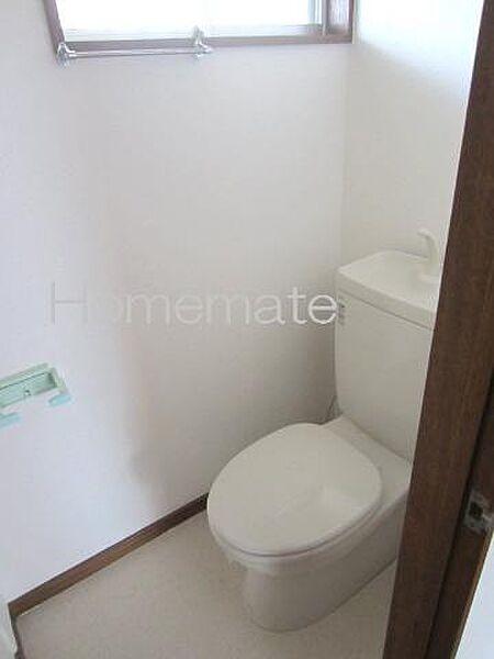 シティハイツ小川のトイレ