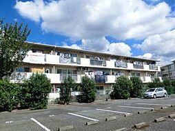 ニューパークマンション[2階]の外観