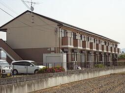 奈良県大和郡山市筒井町の賃貸アパートの外観