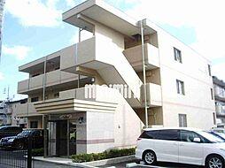 静岡県静岡市清水区石川の賃貸マンションの外観