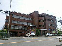 ブリックハウス[2階]の外観
