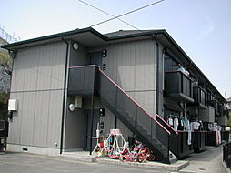 グレイス西登美ヶ丘B[2階]の外観