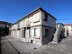 ファミーユ台田B[2階]の外観