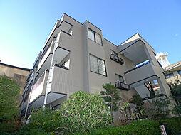 埼玉県越谷市南越谷4丁目の賃貸マンションの外観