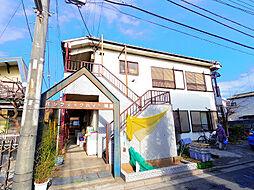 パシフィックハイツ鶴瀬[1階]の外観