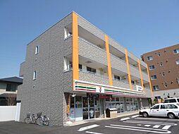 千葉県柏市松葉町1丁目の賃貸マンションの外観