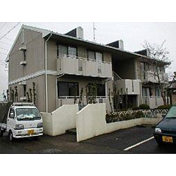 岐阜県岐阜市西荘3丁目の賃貸アパートの外観
