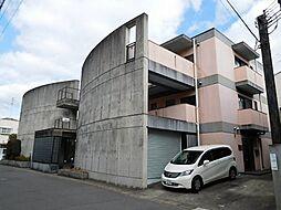 クレセント・オークス[1階]の外観
