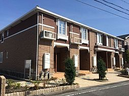 和歌山県和歌山市有本の賃貸アパートの外観