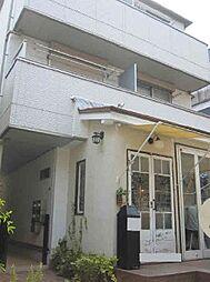 東京都渋谷区代官山町の賃貸アパートの外観