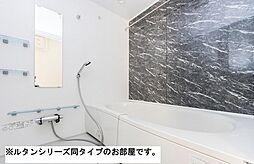 シャンティアIの風呂