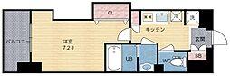 Luxe本町[11階]の間取り