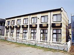 エスポワールKII[2階]の外観