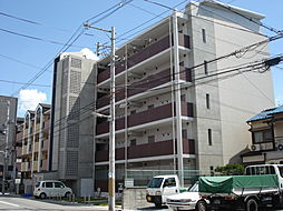 大阪府大阪市東淀川区菅原7丁目の賃貸マンションの外観