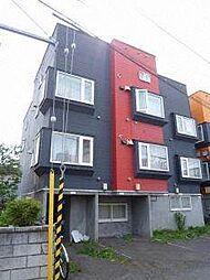 ベルメゾン琴似A棟[2階]の外観