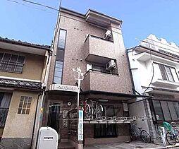 京都府京都市上京区須浜東町の賃貸マンションの外観