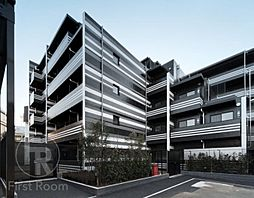 東京都品川区中延5丁目の賃貸マンションの外観