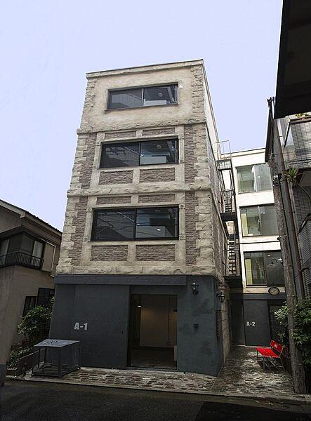 HDC王子神谷[2階]の外観