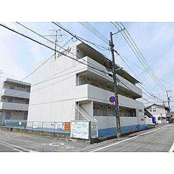 岡山県岡山市北区奥田西町4丁目の賃貸マンションの外観
