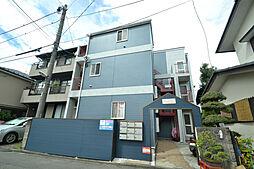 神奈川県相模原市南区古淵3丁目の賃貸アパートの外観