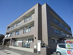 兵庫県加古川市平岡町西谷の賃貸マンションの外観