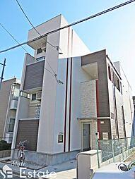 愛知県名古屋市西区江向町5丁目の賃貸アパートの外観