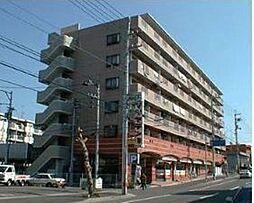 徳島県徳島市中常三島町3丁目の賃貸マンションの外観