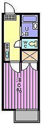 大宮藤ガーデン[1階]の間取り