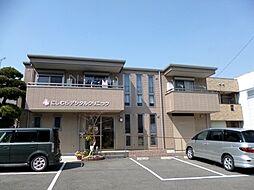 大阪府富田林市本町の賃貸アパートの外観