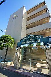 宮城県仙台市宮城野区萩野町4丁目の賃貸マンションの外観