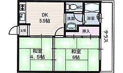 木津駅 4.0万円