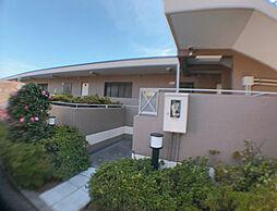 兵庫県宝塚市中筋山手3丁目の賃貸アパートの外観
