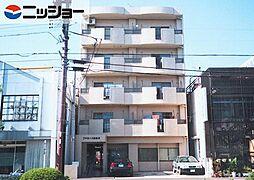 ファミーユおおぶ[1階]の外観