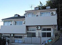 神奈川県川崎市多摩区枡形2の賃貸アパートの外観