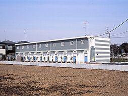 神奈川県海老名市今里1の賃貸アパートの外観