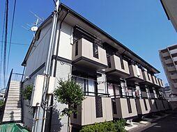 グリーンコート忍ヶ丘[203号室]の外観