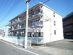 静岡県富士市水戸島本町の賃貸マンションの外観