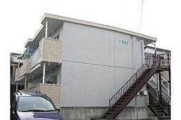コーポ美鈴[2階]の外観