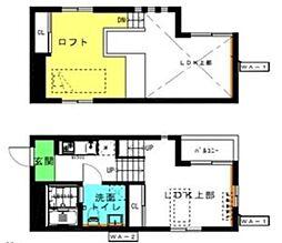 Soleli-I[2階]の間取り