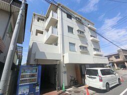 千葉県千葉市中央区東本町の賃貸マンションの外観