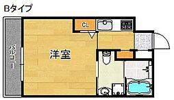 Re−Life阪南[2階]の間取り
